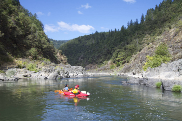 2) The River Wild, Rogue River, Grants Pass
