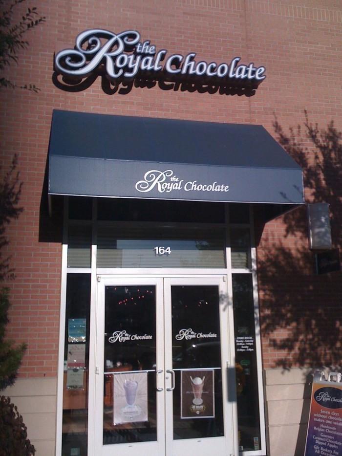 8. The Royal Chocolate, Williamsburg
