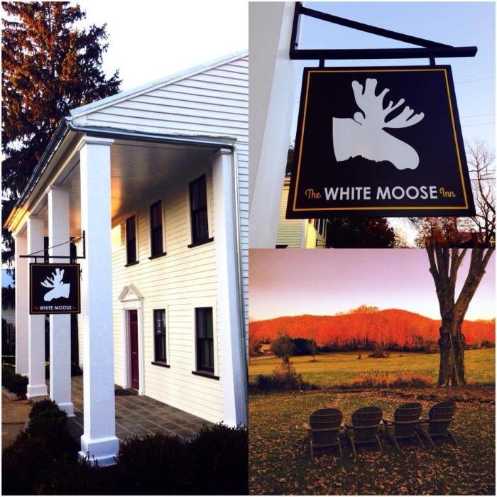 7. Secret Supper Club at the White Moose Inn, Little Washington