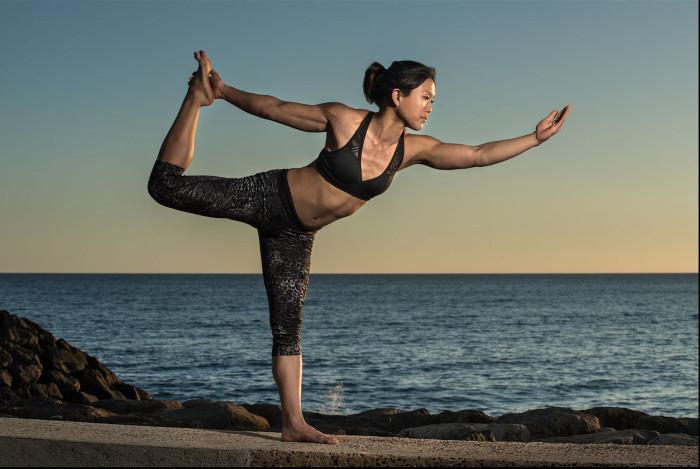 10) The yogi.