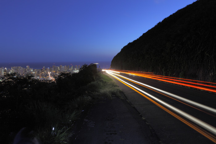 12) The drive up Tantalus is not only fun – but also provides stellar views of Honolulu.