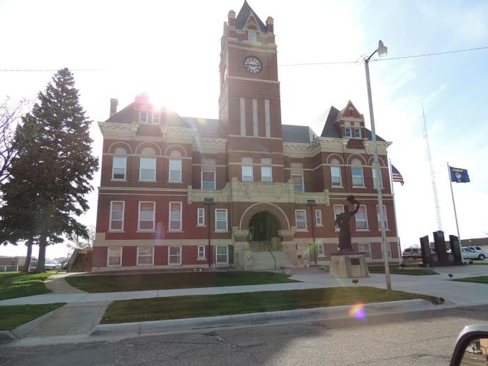 6. Thomas County (Population: 7,900)