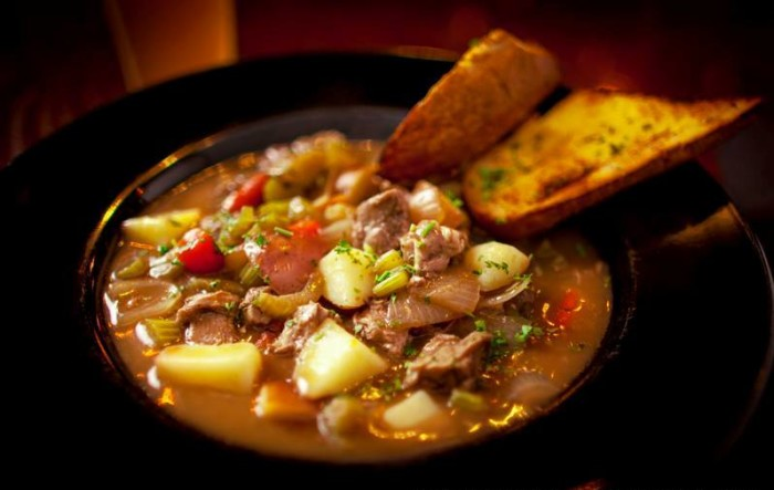 Tilted Kilt Irish Stew