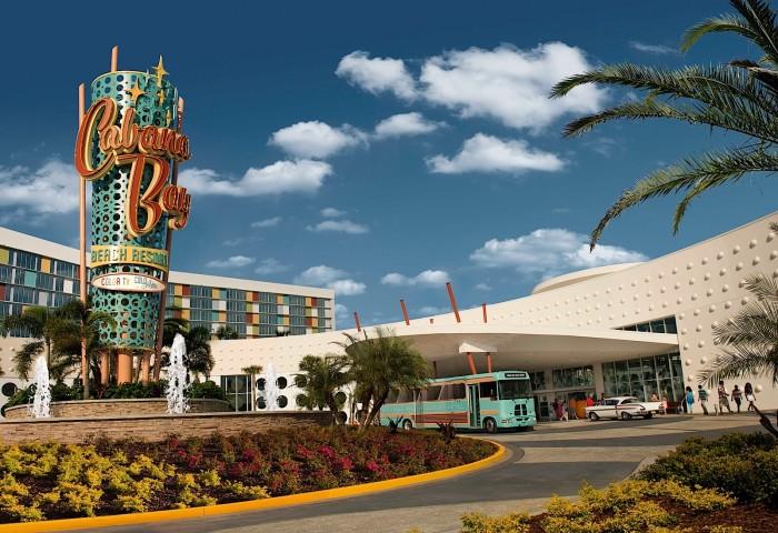 11. Universal's Cabana Bay Beach Resort, Orlando