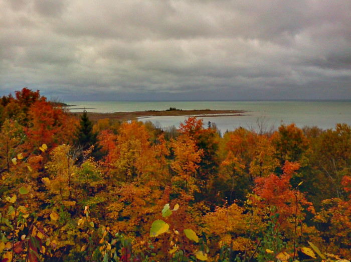6) US-2 from St. Ignace to Manistique