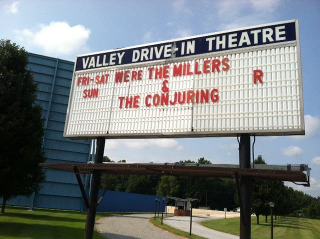 1) Valley Drive-In Theatre - Waverly