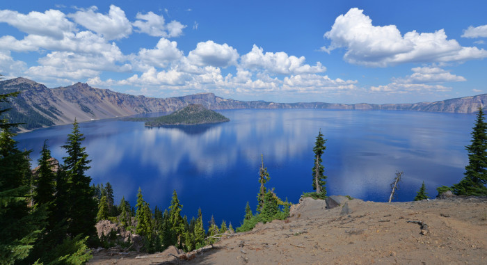 1) Volcanic Legacy Scenic Byway