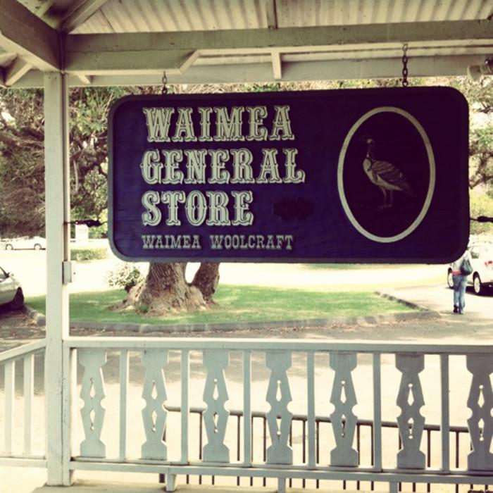 8) Waimea General Store, Waimea