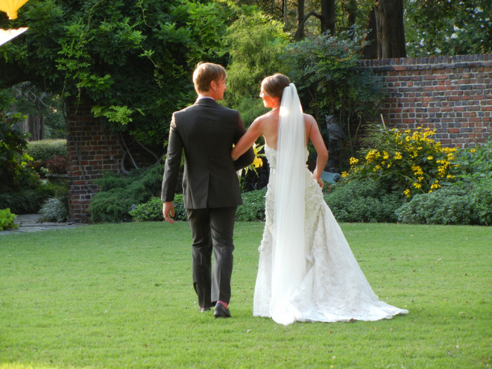 9. Wedding Season is winding down.