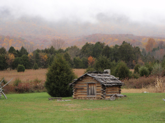 6. Wilderness Road State Park, Ewing