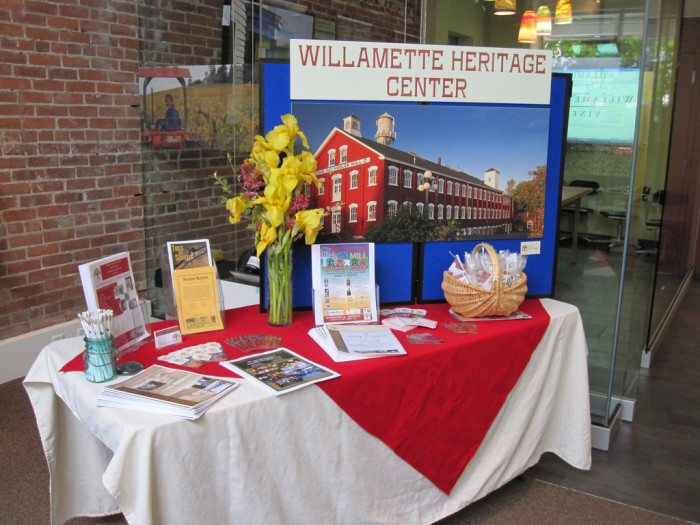 5) Willamette Heritage Center at The Mill