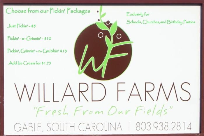 6. Willard Farm