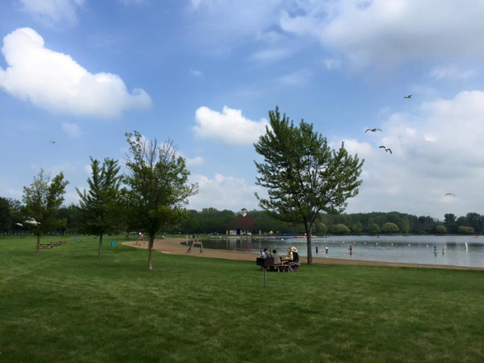 1) William H. Haithco Recreation Area, Saginaw