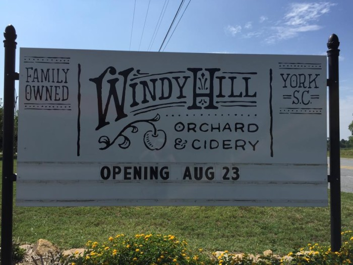 18. Windy HIll Orchard & Cidery