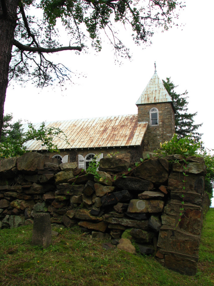 8. The Winston Family Chapel, Winston (just outside of Culpeper)