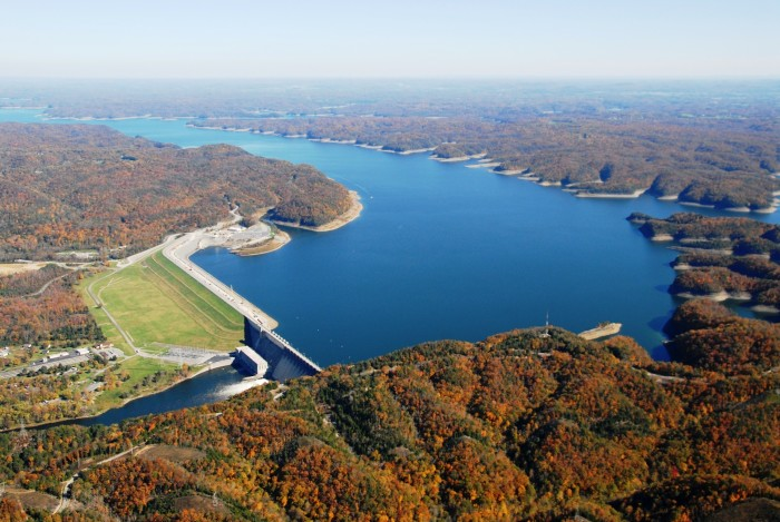 1. Wolfcreek Dam