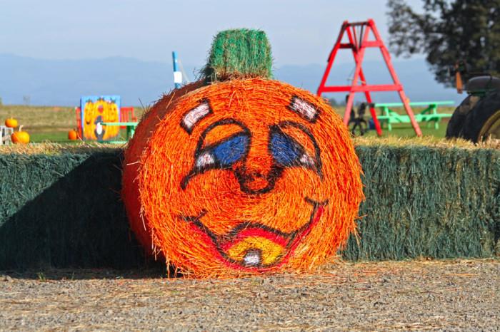 1) Wooden Shoe PumpkinFest, Woodburn
