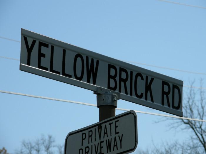 4. Yellow Brick Road, Lexington
