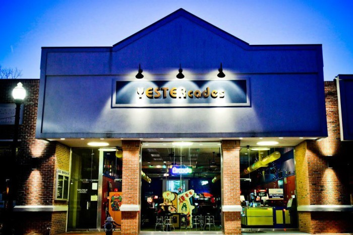 5. Yestercades, Red Bank