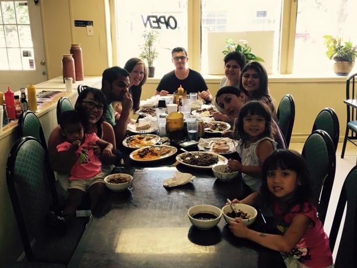 1. Yoli's Cafeteria