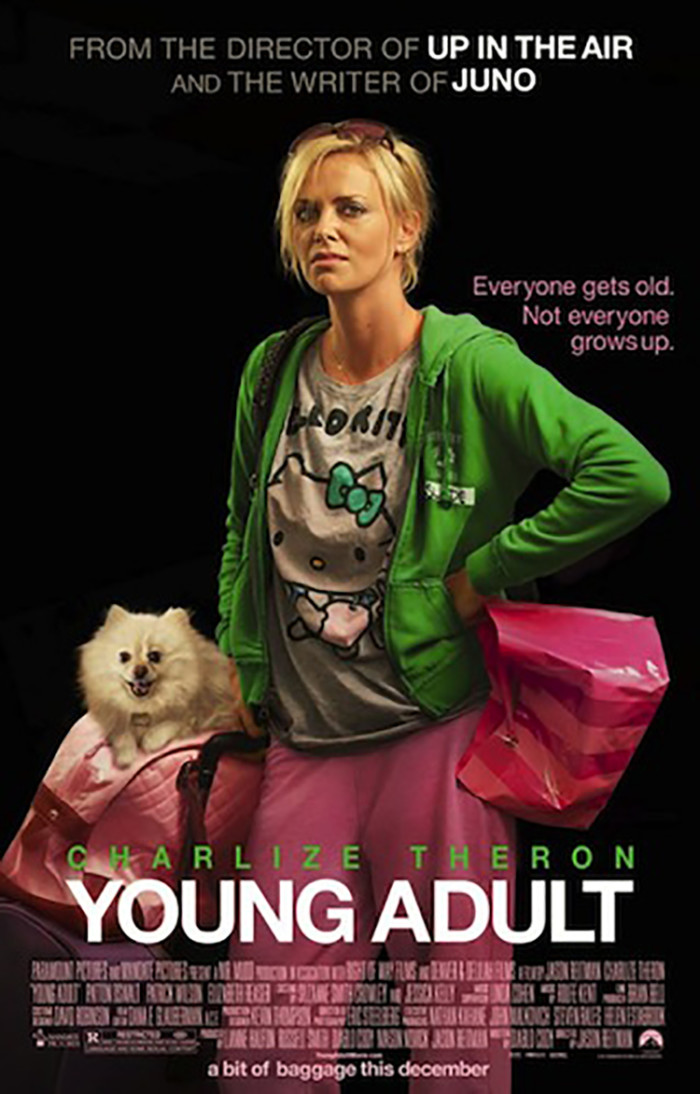 6. Young Adult (2011).