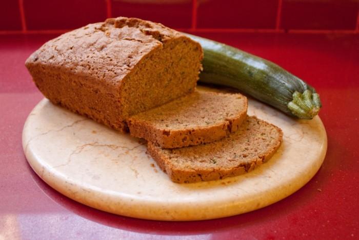 1. Zucchini Bread