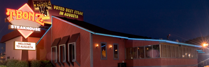 9. TBonz Steakhouse Evans - 601 N Belair Square, Evans, GA 30809