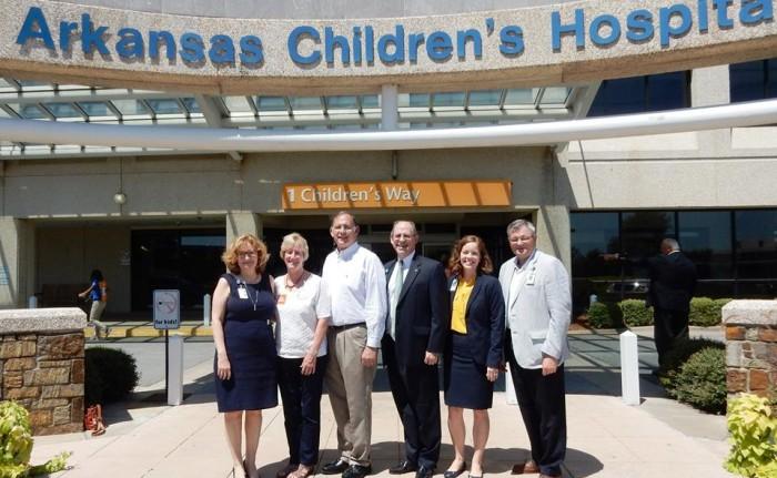 5. Arkansas Children's Hospital