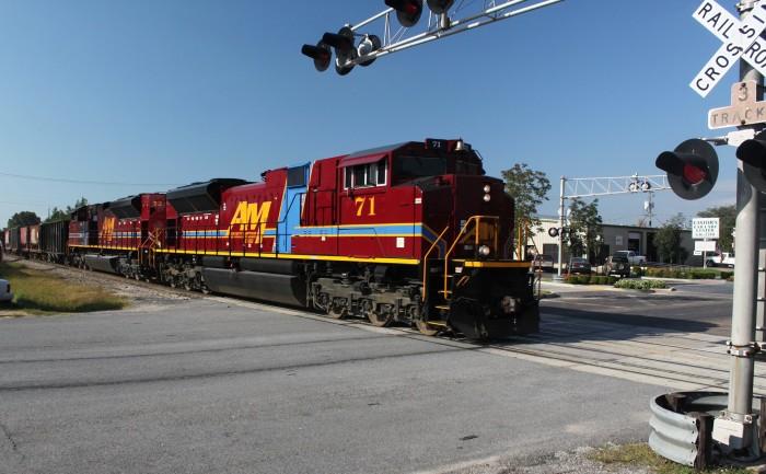 1. Arkansas and Missouri Railroad: Van Buren to Winslow Excursion