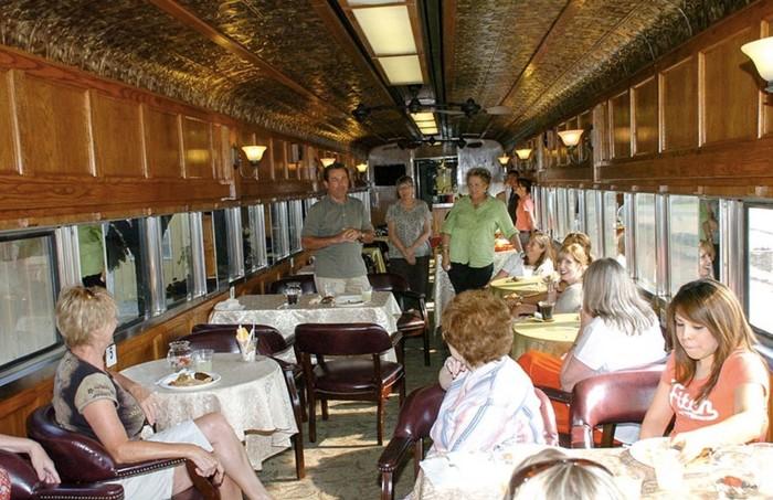 2. Arkansas and Missouri Railroad: Fort Smith to Winslow Excursion