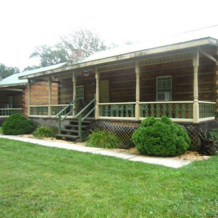 11. Appalachian Cabins