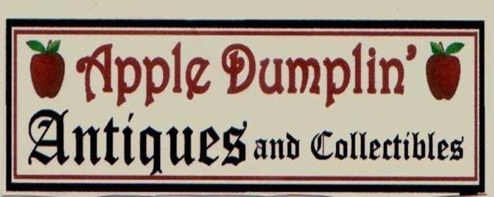 10. Apple Dumplin' Antique Mall, 500 N Main St, Anderson, SC 29621