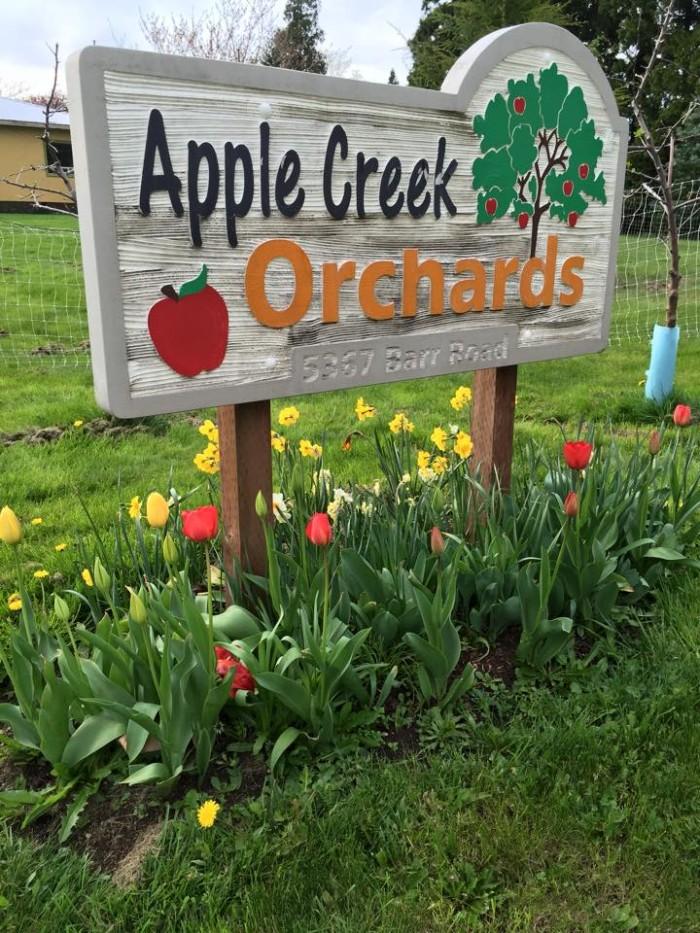 2. Apple Creek Orchards, Ferndale