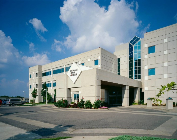 3. Arkansas Heart Hospital