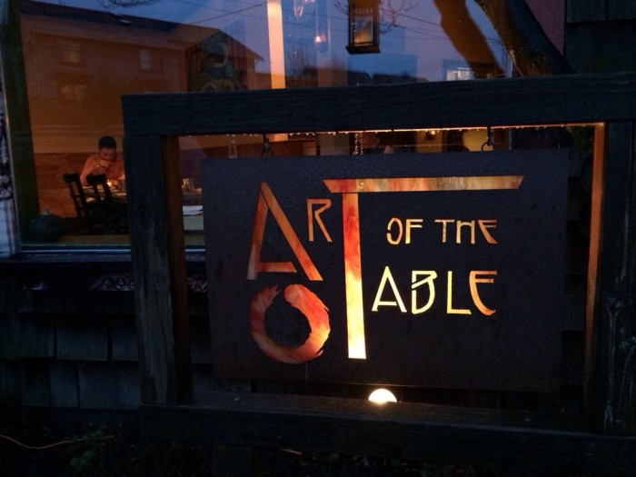 5. Art of the Table in Seattle