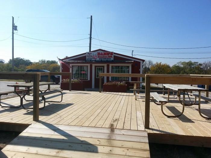 1. Babe's Hometown BBQ, Plattsmouth