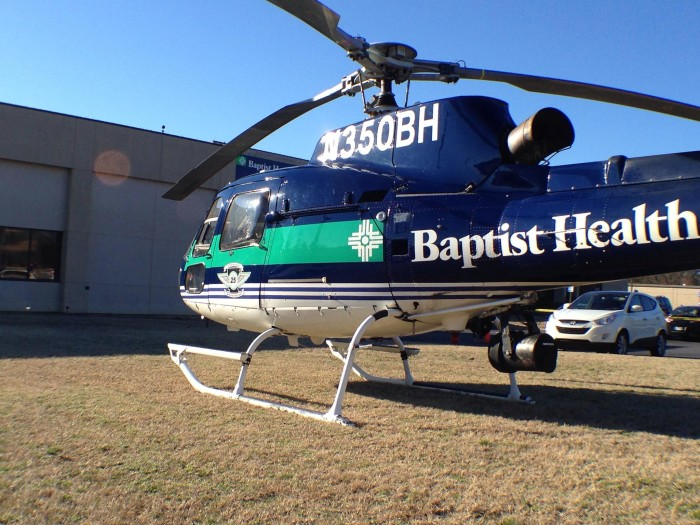 7. Baptist Medical Health Center (Little Rock)