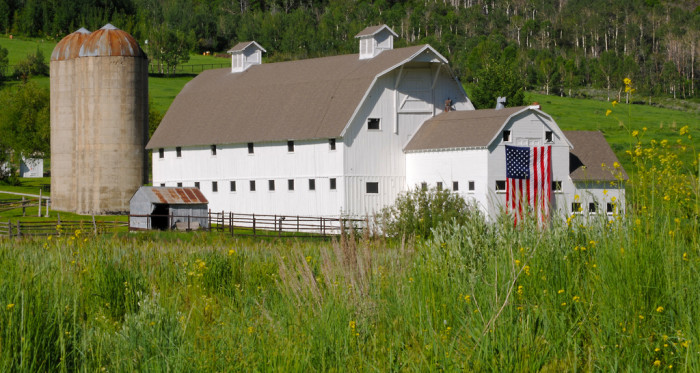 13) The McPolin Barn in Park City
