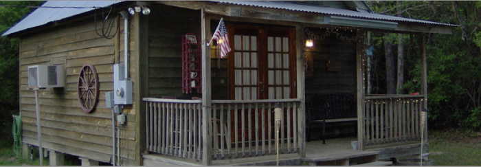 4) Berry Creek Cabins, Bogalusa