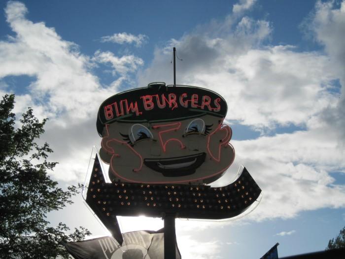 1. Billy Burgers, Wilbur