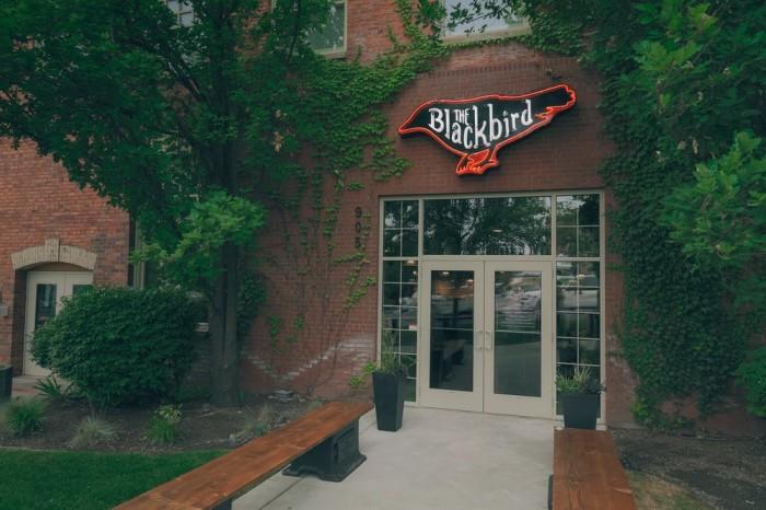 4. The Blackbird, Spokane
