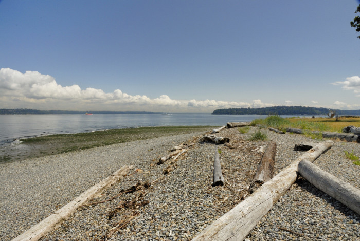 3.  Blake Island State Park in Port Orchard