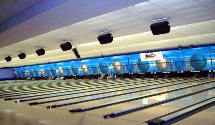 2. Go Bowling