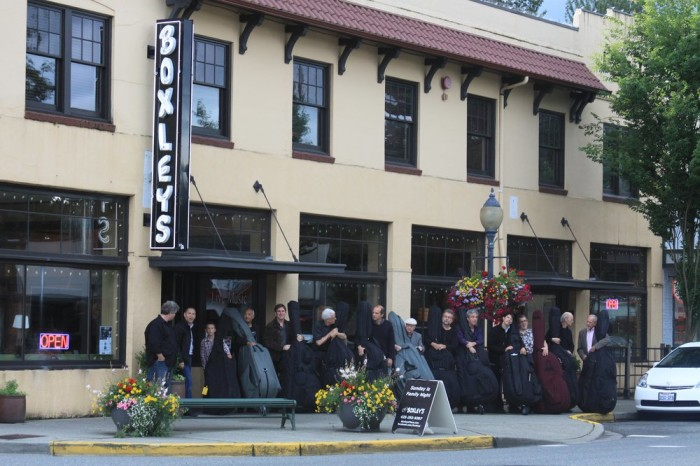 6. Boxley's in North Bend