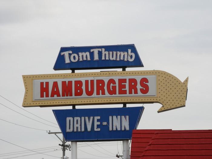 5. Tom Thumb Drive Inn, Fort Dodge