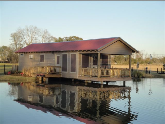 9 amazing cabins for a great getaway weekend in louisiana