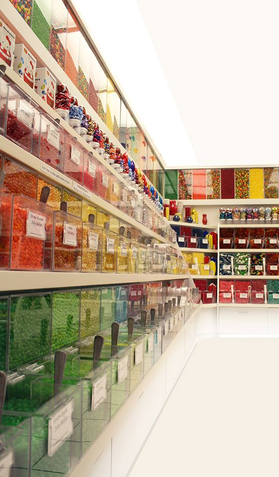 4. Candy Craze in Charleston and Huntington