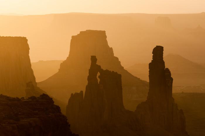 3) Canyonlands National Park