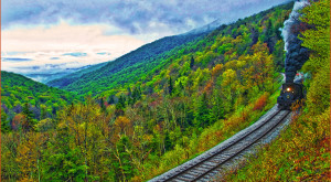 Board These 8 Beautiful Trains In West Virginia For An Unforgettable Experience