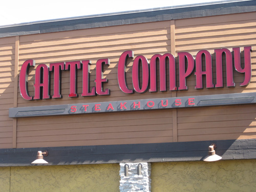 2) Cattle Company Steakhouse - Anchorage